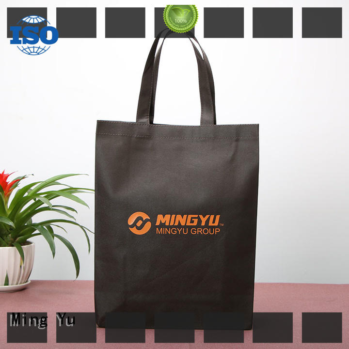 Ming Yu polypropylene nonwoven bags product for package