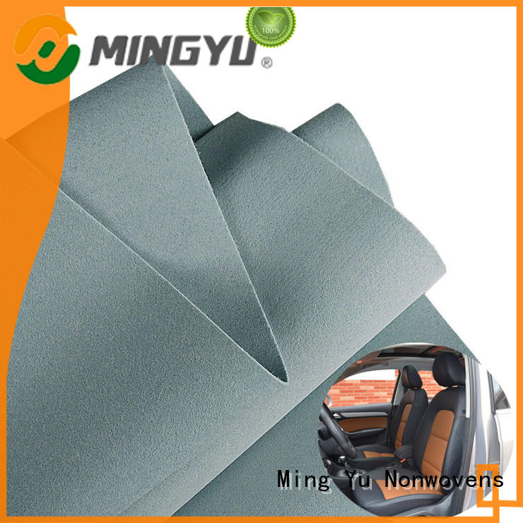 Ming Yu punched felt nonwoven sale for handbag