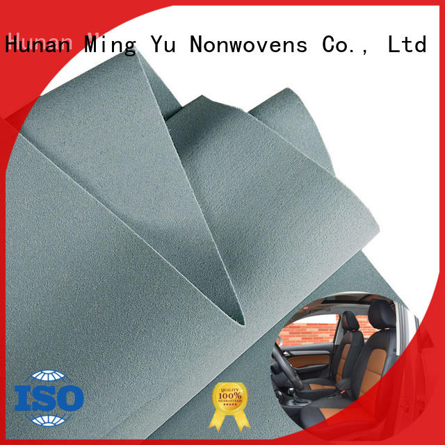 Ming Yu woven punch needle fabric sale for home textile