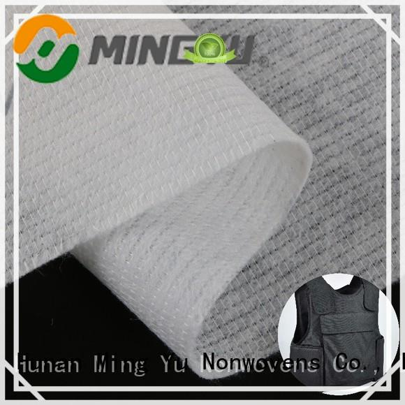 Ming Yu fabric stitch bonded fabric pet for package