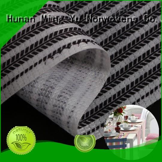 health non woven polyester fabric bonded pet for home textile