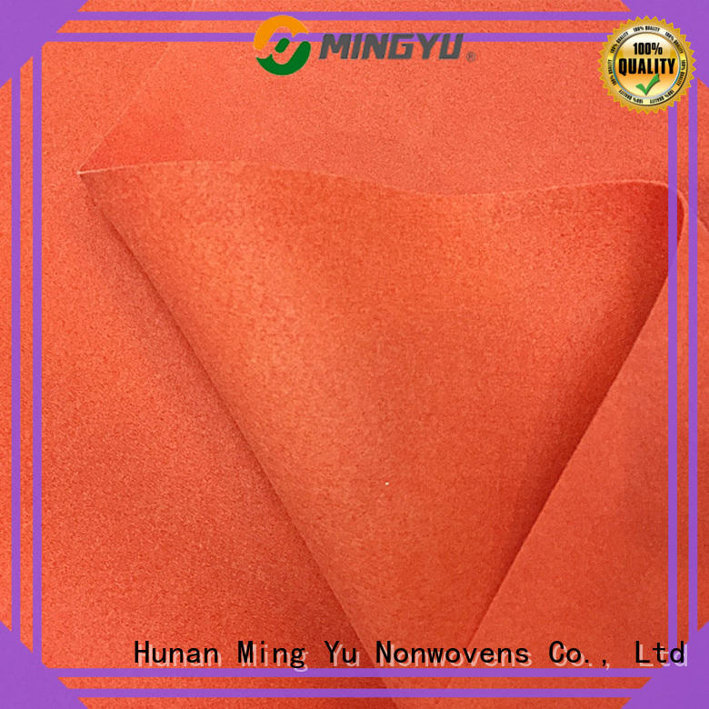 Ming Yu made polyester felt needle for home textile
