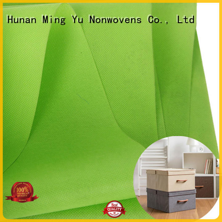 Ming Yu recyclable polypropylene fabric for sale nonwoven for storage
