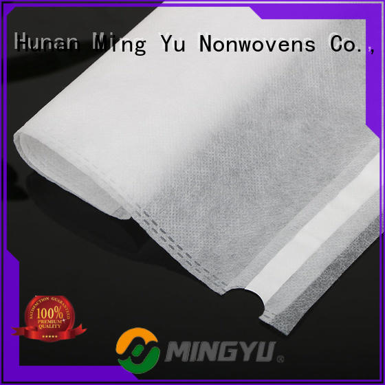 Ming Yu Best non woven geotextile fabric factory for package