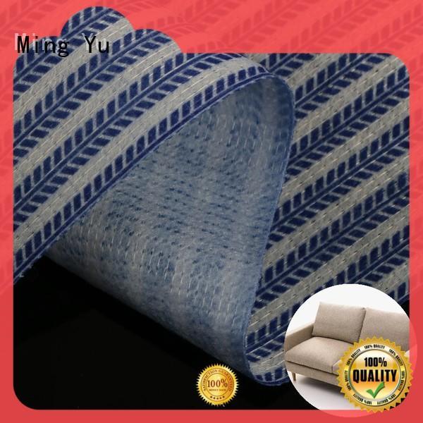 Ming Yu health stitchbond nonwoven stitchbond for home textile