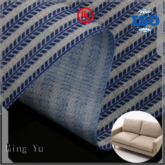 Ming Yu Custom stitchbond polyester fabric for business for handbag