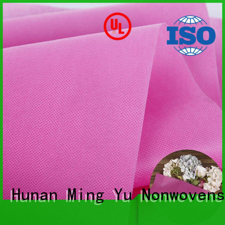 Ming Yu New pp spunbond nonwoven fabric for business for bag