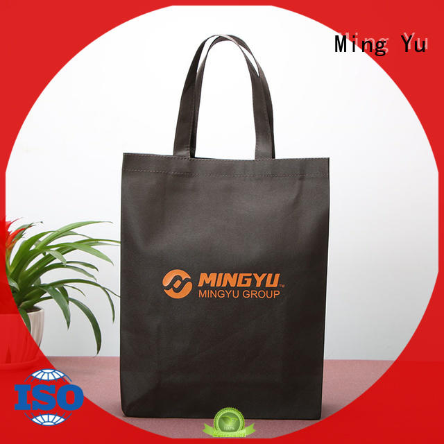 non woven reusable bags wholesale bags for home textile Ming Yu