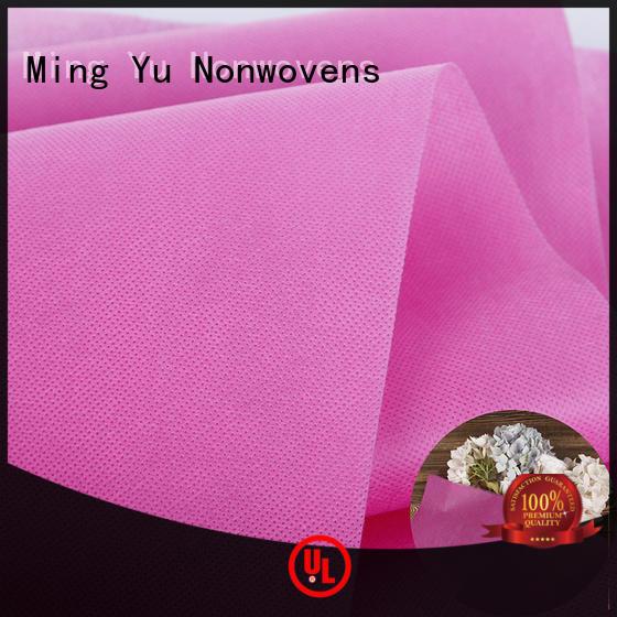 High-quality woven polypropylene fabric applications factory for handbag