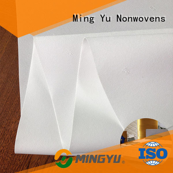 recyclable pp spunbond nonwoven fabric woven rolls for bag