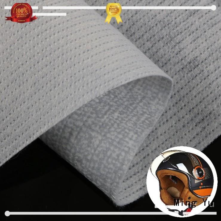 Ming Yu harmless stitch bonded nonwoven fabric polyester for storage