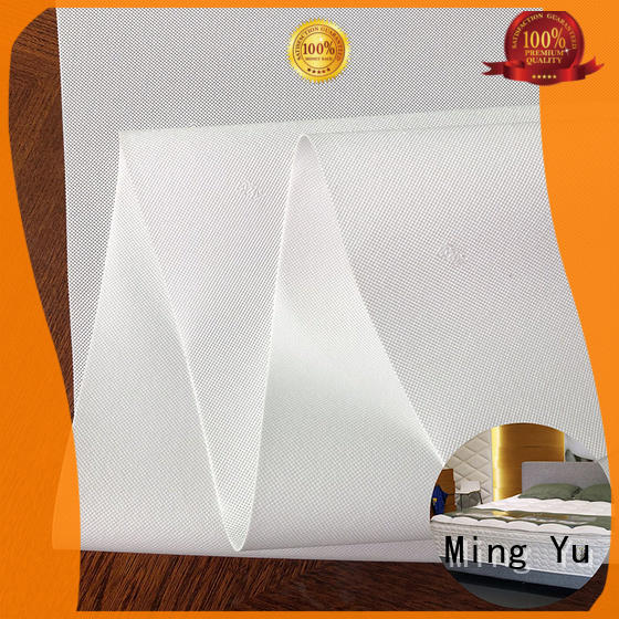 Ming Yu polypropylene spunbond nonwoven fabric handbag for storage