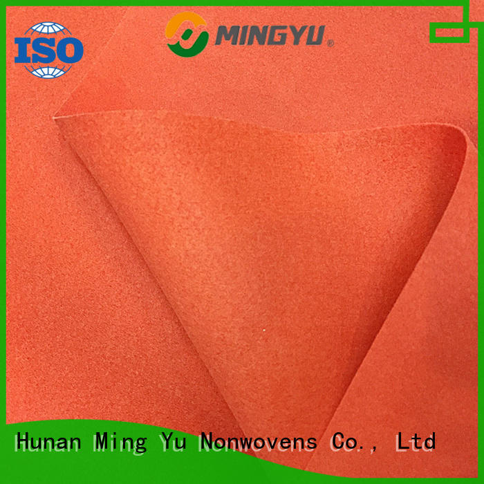 Ming Yu density needle punched non woven fabric sale for home textile