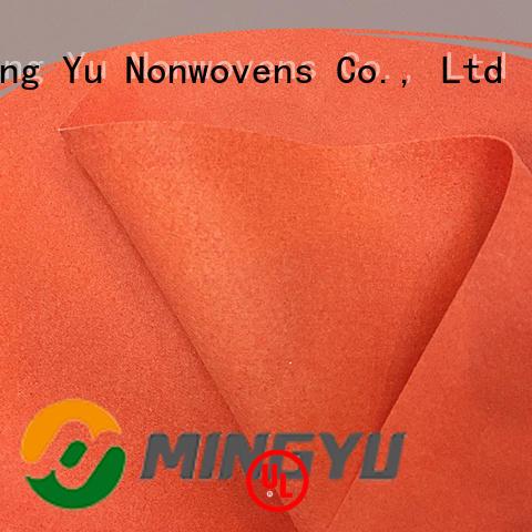 punch bonded fabric polyester sale for handbag