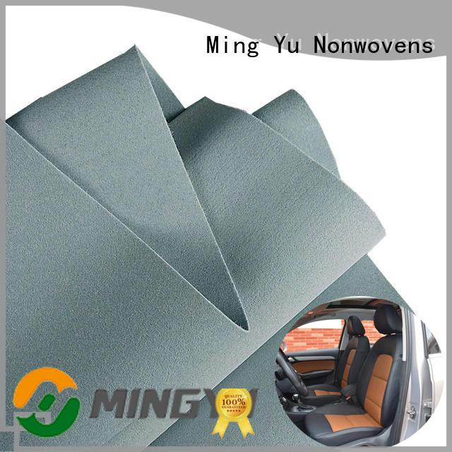 Ming Yu density bonded fabric spandex for storage
