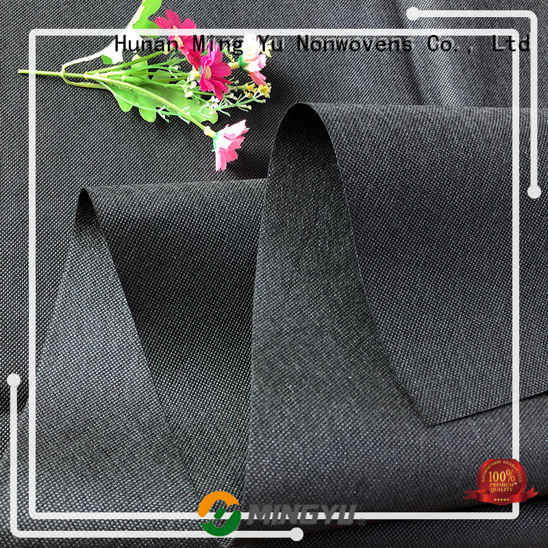 Ming Yu mulching agriculture non woven fabric Supply for storage