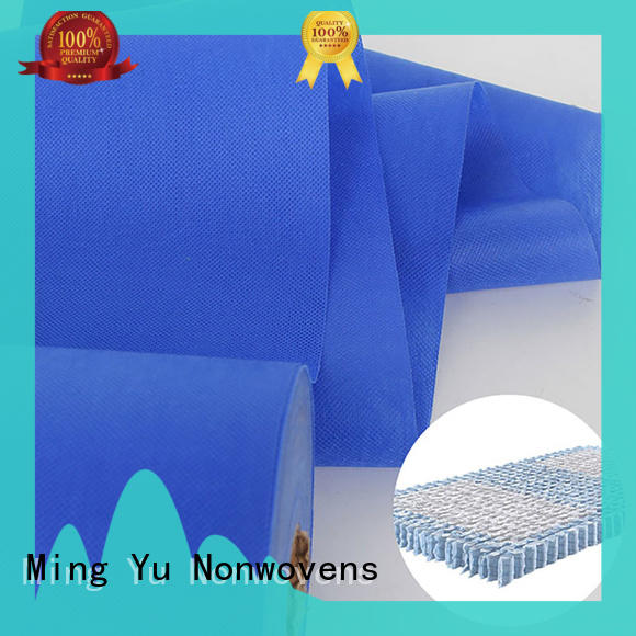 Ming Yu moistureproof non woven polypropylene nonwoven for package