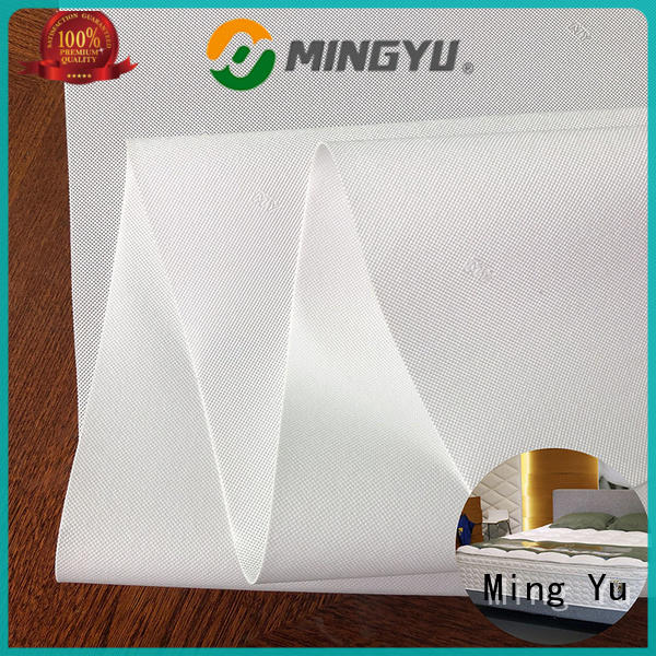 Ming Yu non spunbond fabric Suppliers for home textile