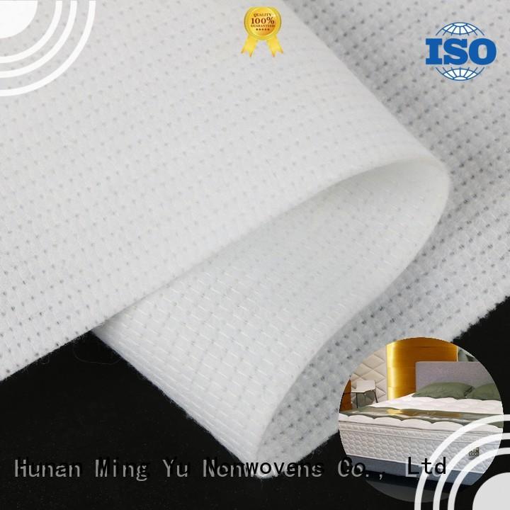 Ming Yu permeability bonded fabric pet for handbag