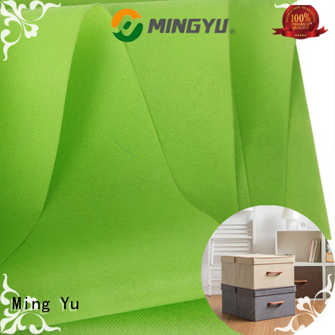 Ming Yu roll woven polypropylene fabric nonwoven for home textile