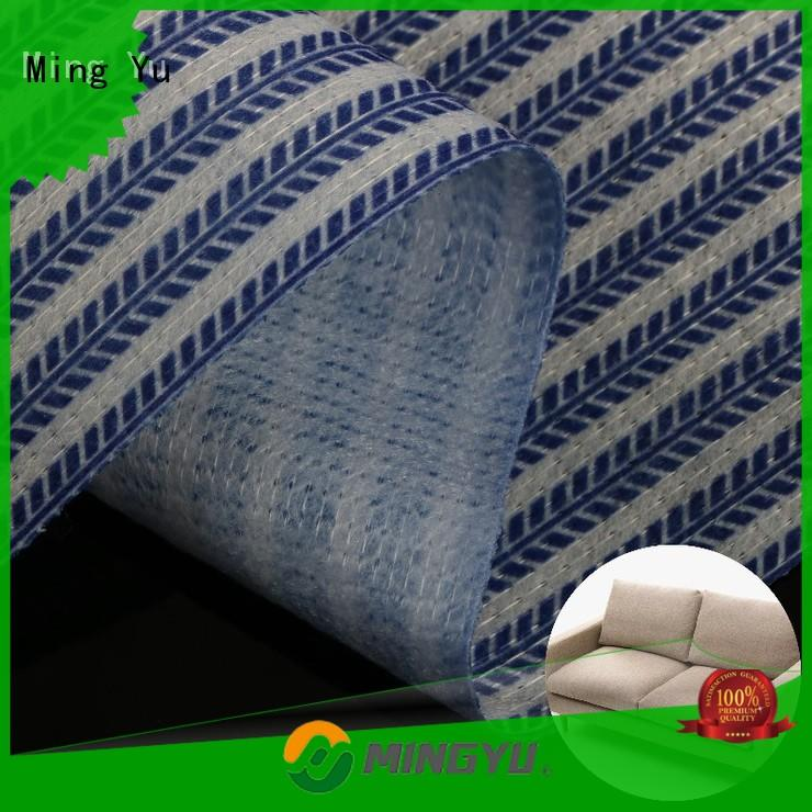 Ming Yu environmental stitch bonded fabric pet for bag