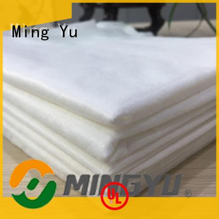 ecofriendly spunbond polypropylene fabric sale for package Ming Yu