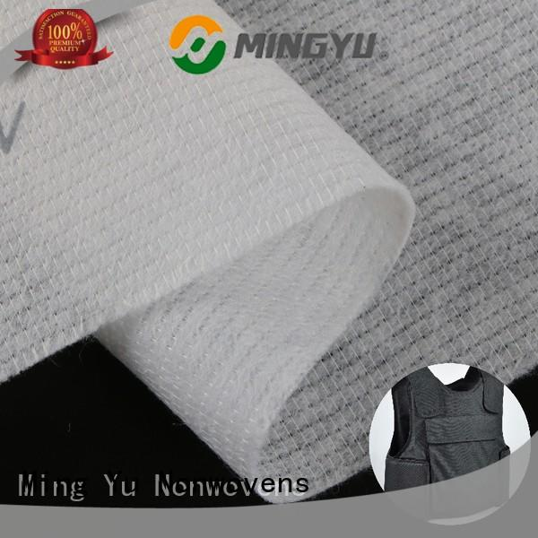 Ming Yu permeability stitchbond polyester fabric stitchbond for package