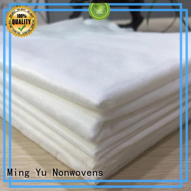 polypropylene spunlace non woven fabric ecofriendly rolls for bag