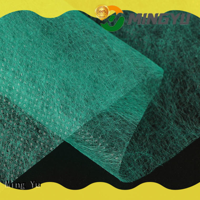 Ming Yu mulching non woven geotextile fabric spunbond for home textile