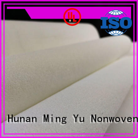 Ming Yu Wholesale needle punched non woven fabric Supply for package