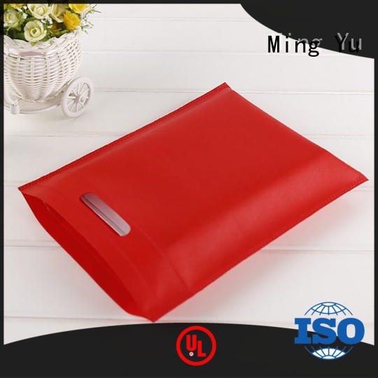 Ming Yu many non woven polyester tote bags nonwoven for home textile