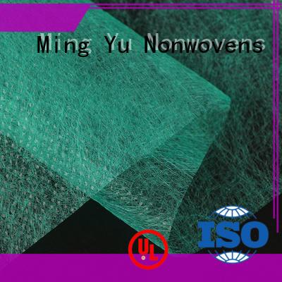 Custom non woven geotextile fabric landscape Suppliers for handbag
