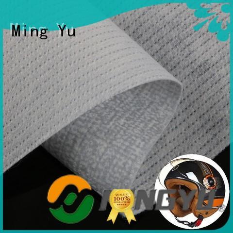 Ming Yu stitchbond stitchbond polyester fabric stitchbond for handbag