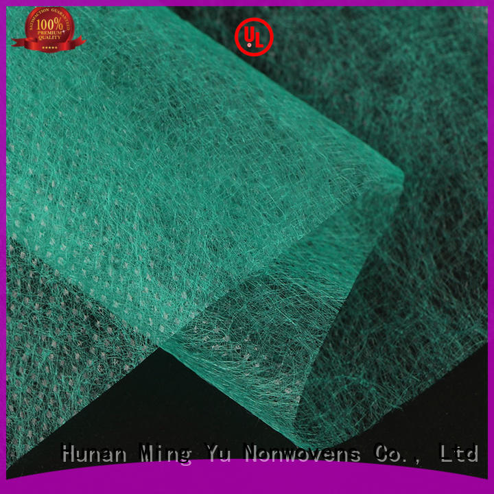 Ming Yu Best agriculture non woven fabric company for handbag