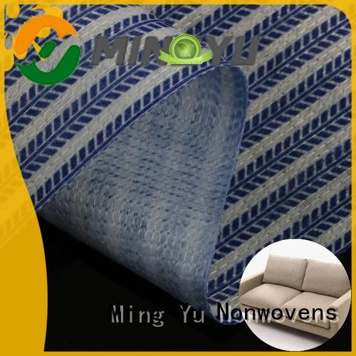 Ming Yu health non woven fabric polyester polyester for home textile