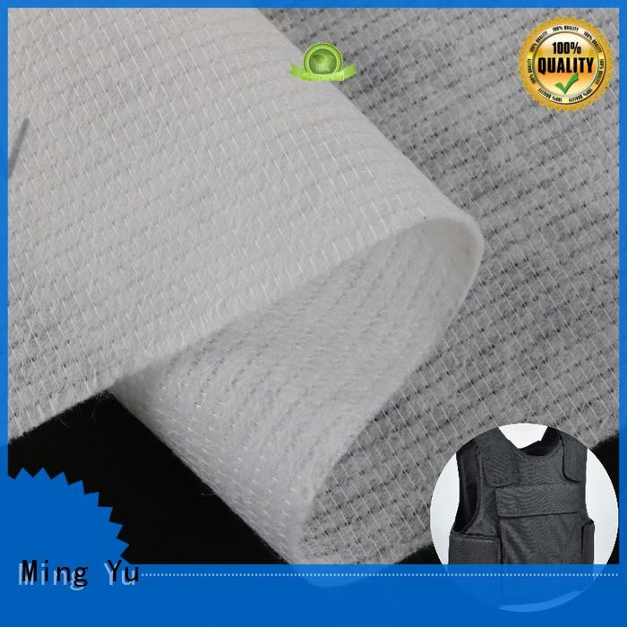 Ming Yu health non woven polyester mat harmless for storage