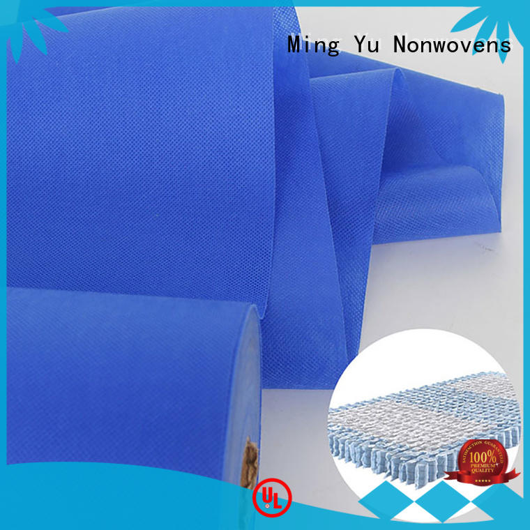 Ming Yu fabric pp spunbond nonwoven fabric handbag for home textile