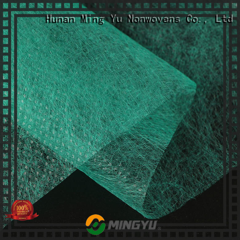Ming Yu pp agriculture non woven fabric factory for package