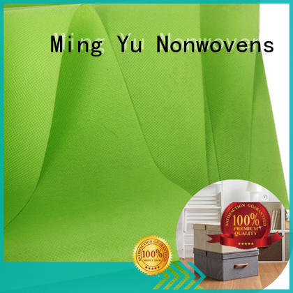Ming Yu fabric pp spunbond nonwoven fabric handbag for handbag
