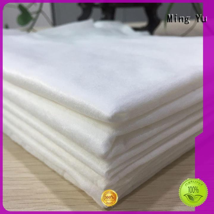 Ming Yu polypropylene spunlace nonwoven sale for storage