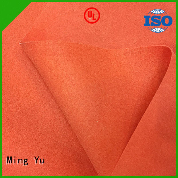 Ming Yu thickness polyester felt manufacturers for bag