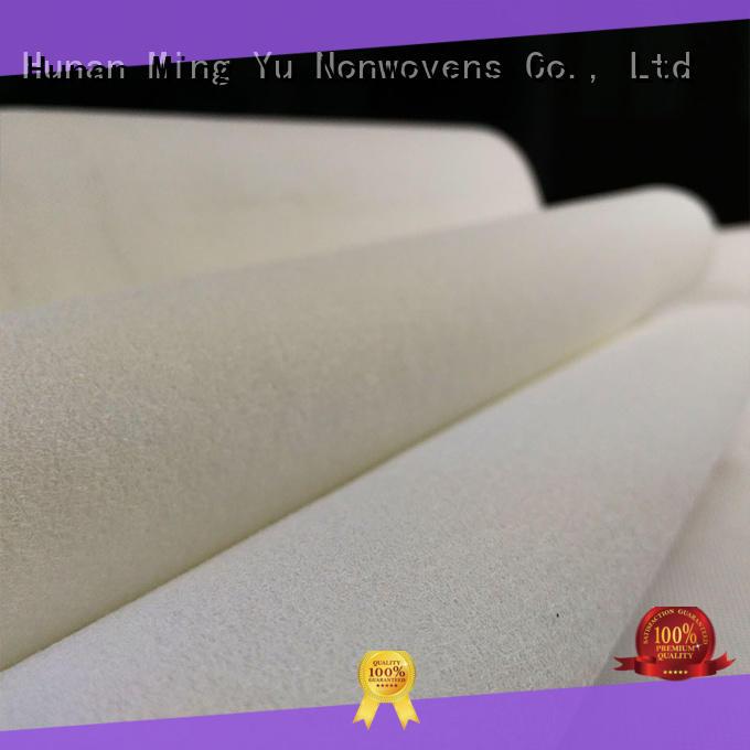 Ming Yu density polyester needle felt thickness for handbag