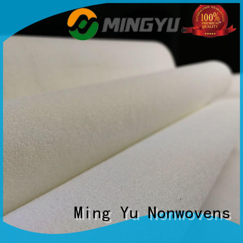 Ming Yu needle needle punched non woven fabric company for storage