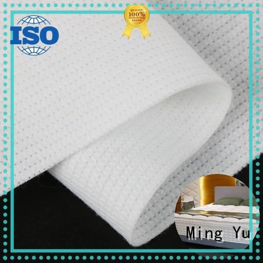 pet pet non woven fabric woven for handbag Ming Yu
