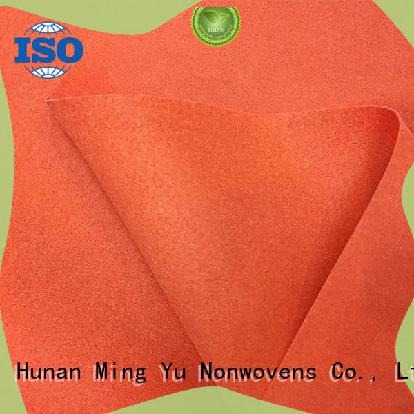 Ming Yu uniform punch needle fabric sale for handbag