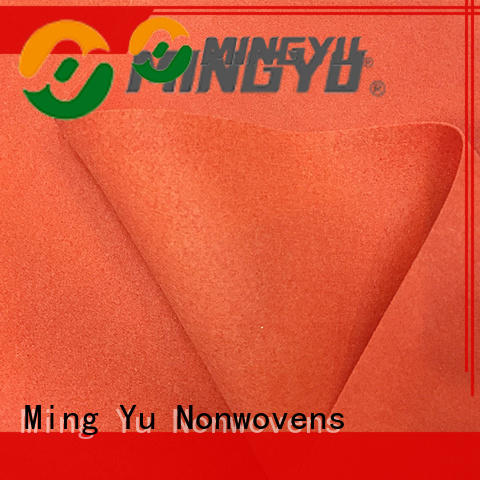 Ming Yu polyester needle punched non woven fabric spandex for storage