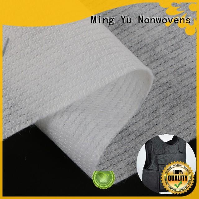 Ming Yu health stitchbond nonwoven polyester for handbag
