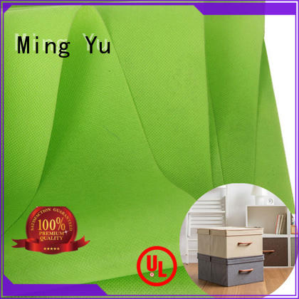 Ming Yu wide pp non woven handbag for bag