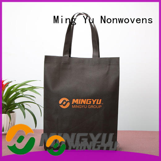 Ming Yu durable non woven bags wholesale spunbond for storage