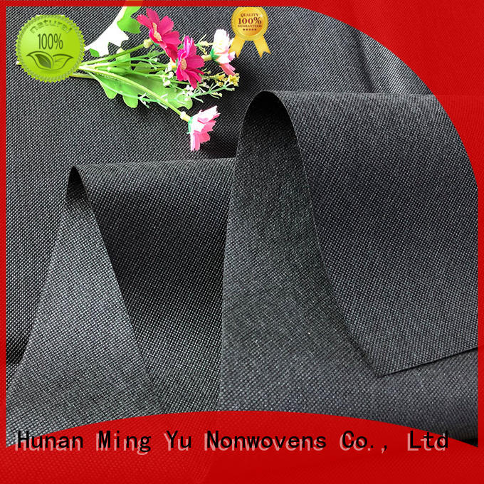Ming Yu banana non woven geotextile fabric protection for home textile